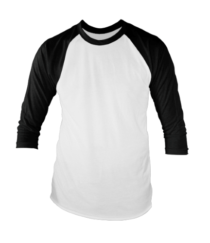 Baseball Raglan 3/4 Sleeve