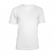 Men's Vneck Super Soft Tee